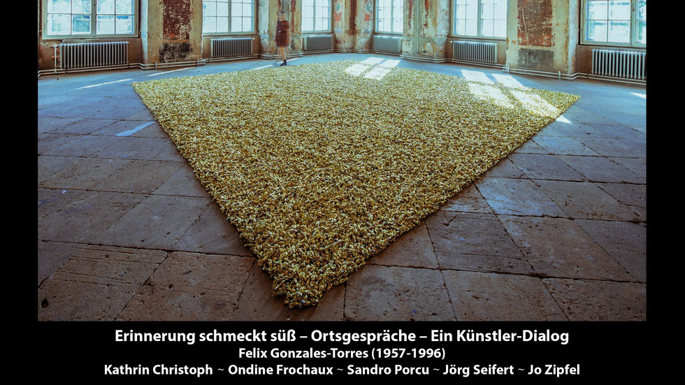 Felix Gonzalez-Torres, courtesy of the Felix Gonzalez-Torres Foundation, Foto: Oliver Killig